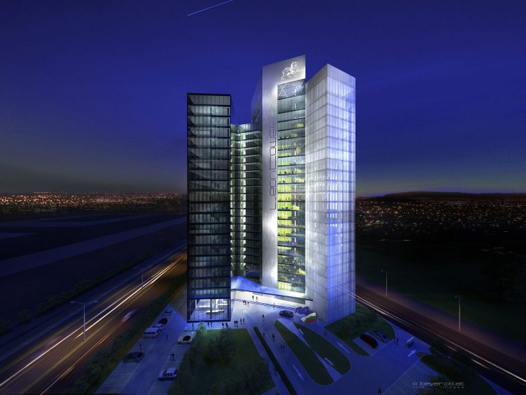 """Leon Tower"" Sofia, Bulgarien"